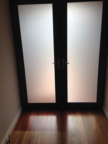 front door uv fading