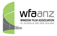 We are members of the Window Film Association of Australia and New Zealand